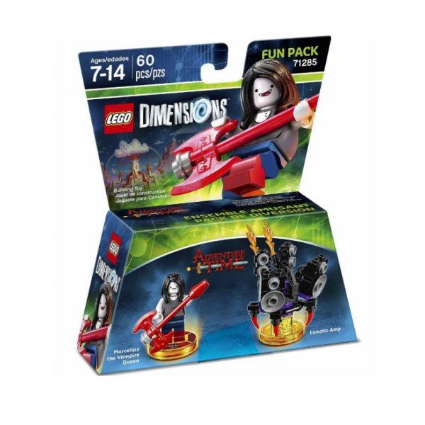 LEGO Dimensions 71285 Fun Pack: Марселин - Королева вампиров