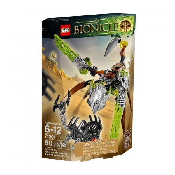 LEGO Bionicle 71301 Кетар, Тотемное животное Камня