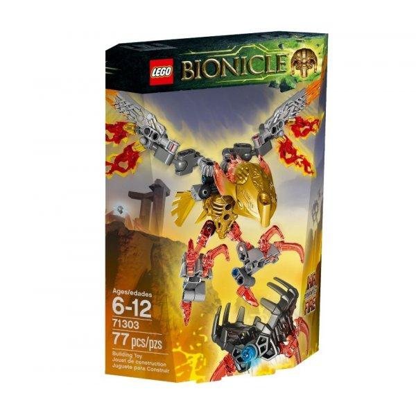 LEGO Bionicle 71303 Икир: Тотемное животное Огня