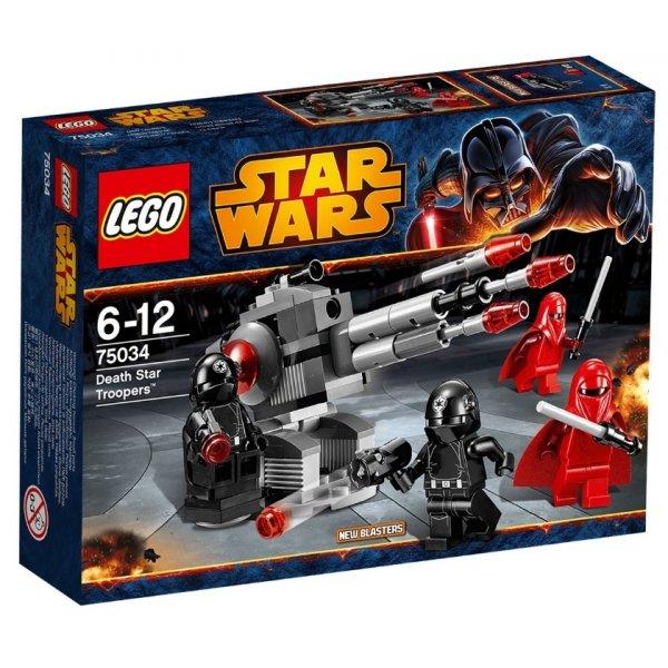 LEGO Star Wars 75034 Воины Звезды Смерти