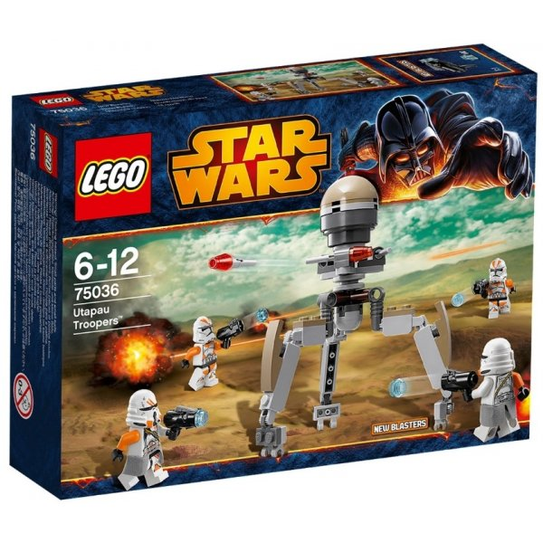 LEGO Star Wars 75036 Десант Утапау