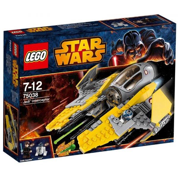 LEGO Star Wars 75038 Джедайский Истребитель Энакина