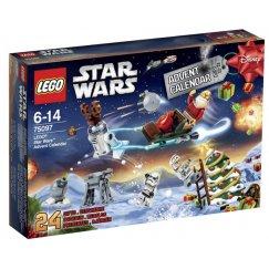 Набор лего - Новогодний календарь Star Wars