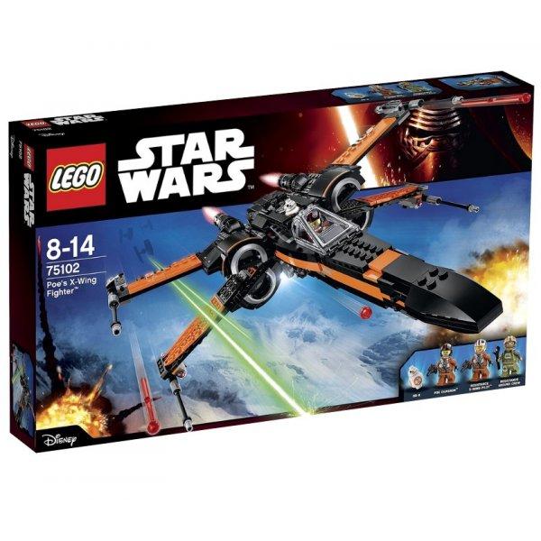 LEGO Star Wars 75102 Истребитель ПО