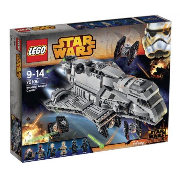 LEGO Star Wars 75106 Имперский десантный корабль™