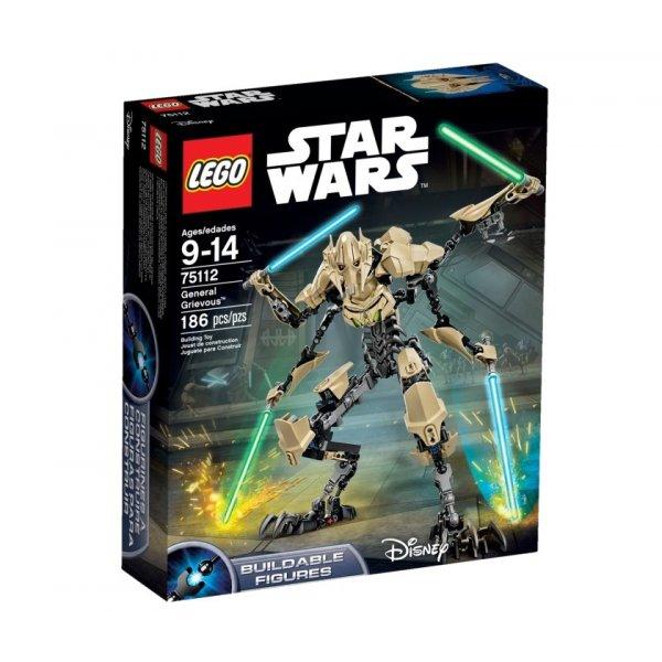 LEGO Star Wars 75112 Генерал Гривус