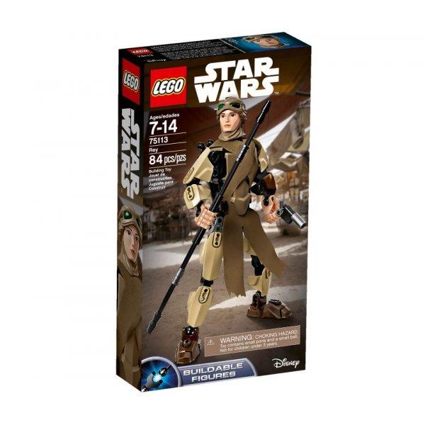 Набор Лего Конструктор LEGO Star Wars 75113 Рей