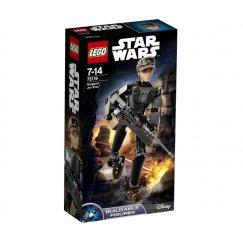 Набор лего - Конструктор LEGO Star Wars 75119 Сержант Джин Эрсо