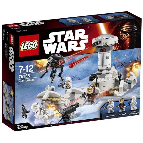 Набор Лего Нападение на Хот