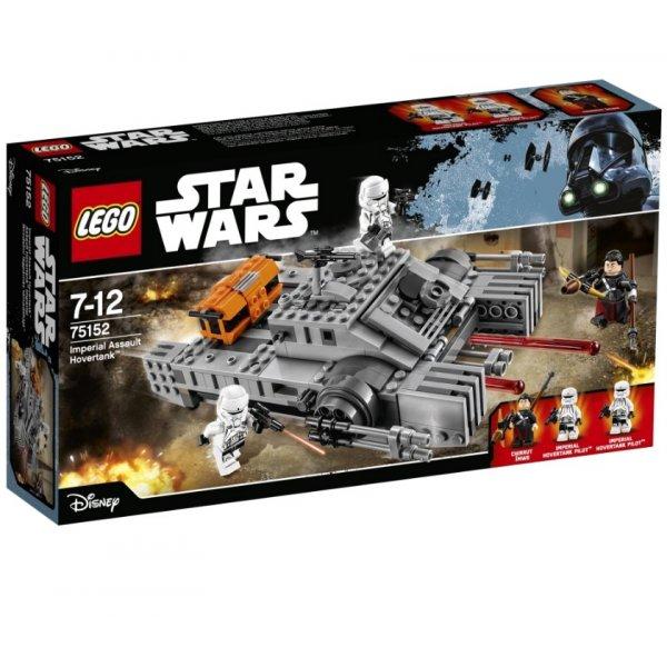 LEGO Star Wars 75152 Имперский штурмовой ховертанк