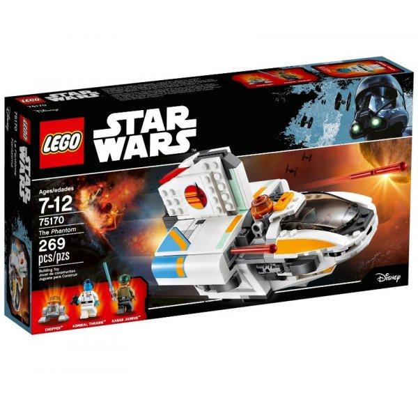 Набор Лего Фантом