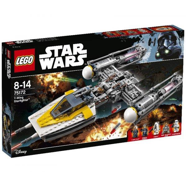 LEGO Star Wars 75172 Звёздный истребитель Y-wing