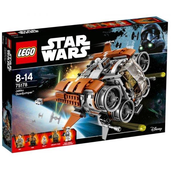 Набор Лего Квадджампер Джакку