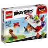 Набор лего - Конструктор LEGO The Angry Birds Movie 75822 Атака свинского самолета