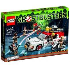 LEGO Cuusoo 75828 Охотники за привидениями: Экто-1 и Экто-2