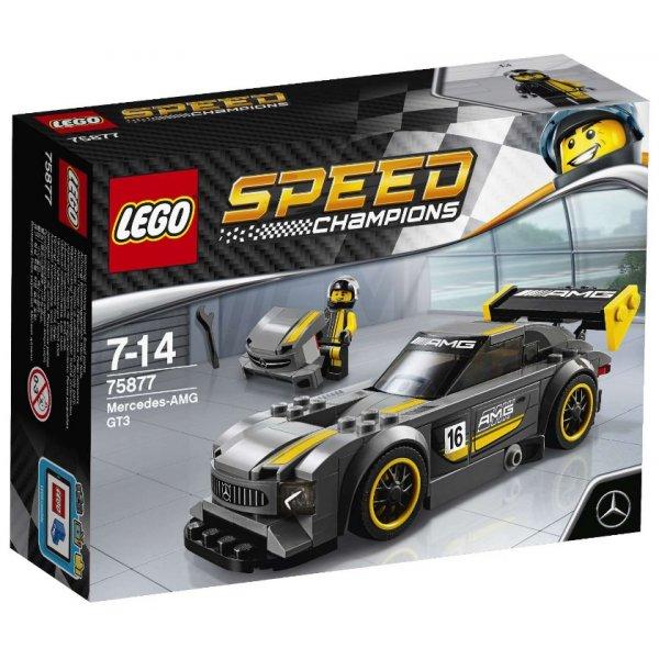 Набор Лего Mercedes-AMG GT3