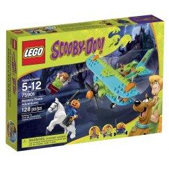 LEGO Scooby Doo 75901 Таинственные приключения на самолёте