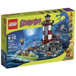 LEGO Scooby Doo 75903 Маяк с призраками