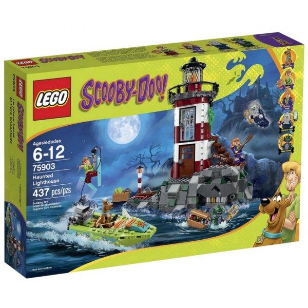 Набор Лего Маяк с призраками