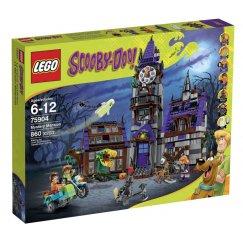 LEGO Scooby Doo 75904 Таинственный особняк