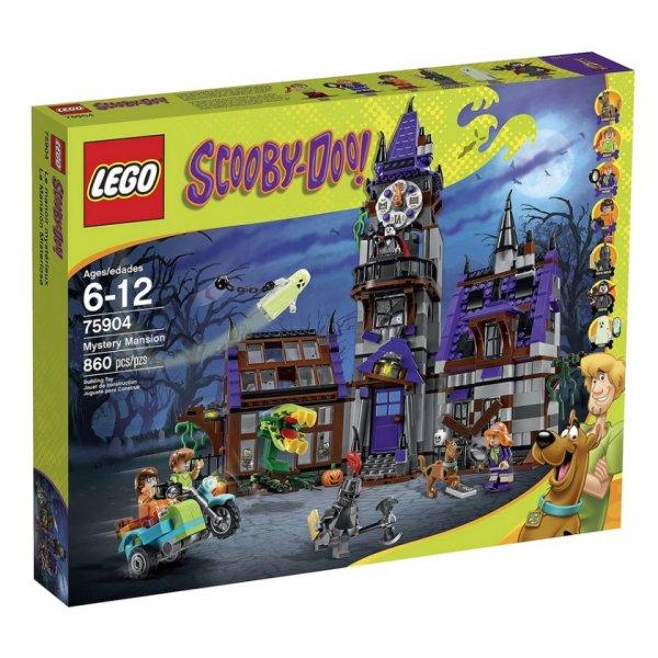 Набор Лего Таинственный особняк