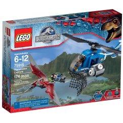 LEGO Jurassic World 75915 Поимка птеранодона