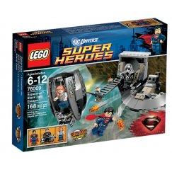 Супермэн: побег черного Зеро