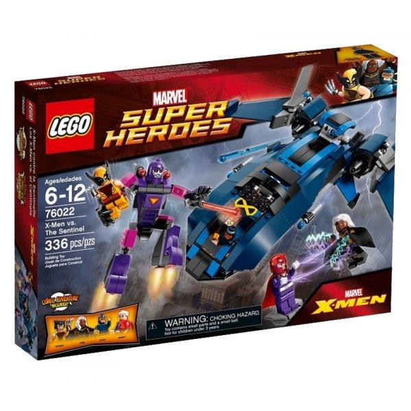 LEGO Marvel Super Heroes 76022 Люди Икс против Стража