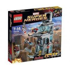 LEGO Marvel Super Heroes 76038 Эра Альтрона: Нападение на Башню Мстителей