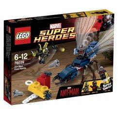 LEGO Marvel Super Heroes 76039 Решающая битва Человека-муравья