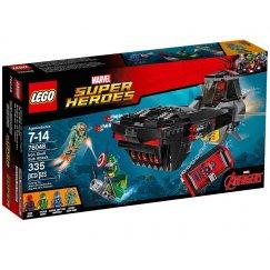LEGO Marvel Super Heroes 76048 Похищение Капитана Америка