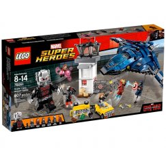 LEGO Marvel Super Heroes 76051 Битва супергероев в аэропорту