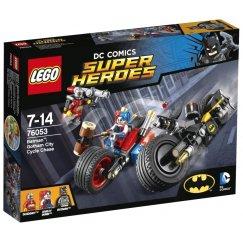 LEGO DC Super Heroes 76053 Бэтмен: Погоня на мотоциклах по Готэм-сити