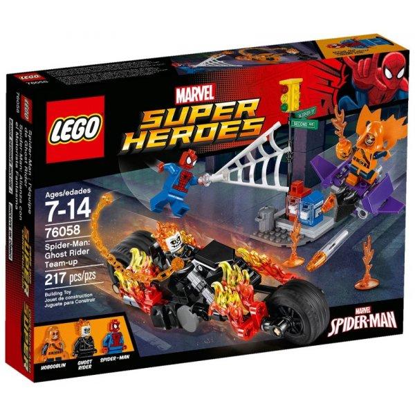 LEGO Marvel Super Heroes 76058 Доктор Октопус и ловушка из щупалец
