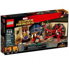LEGO Marvel Super Heroes 76060 Санктум Санкторум доктора Стрэнджа