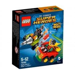 LEGO DC Super Heroes 76062 Робин против Бэйна