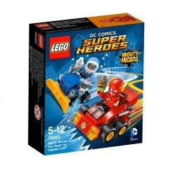 LEGO DC Super Heroes 76063 Капитан Холод против Молнии