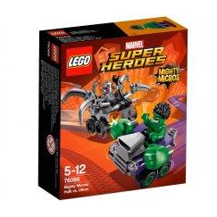 LEGO Marvel Super Heroes 76066 Халк против Альтрона