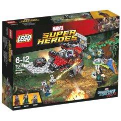 LEGO Marvel Super Heroes 76079 Нападение Тазерфейса