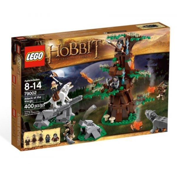 LEGO The Hobbit 79002 Атака Варгов