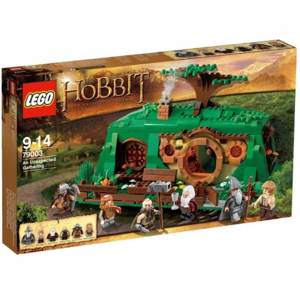 LEGO The Hobbit 79003 Неожиданный сбор