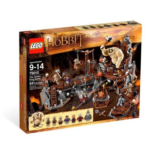 LEGO The Hobbit 79010 Битва с королём гоблинов