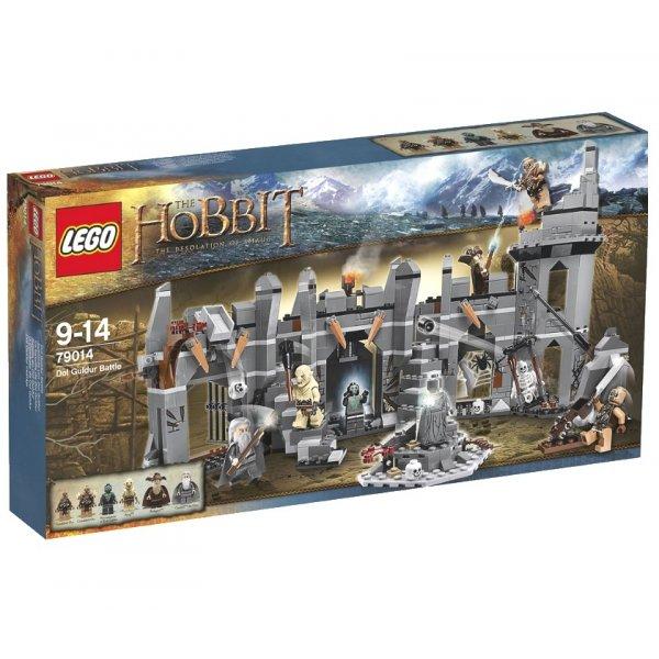 LEGO The Hobbit 79014 Битва у Дол Гулдура