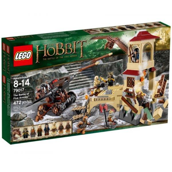 LEGO The Hobbit 79017 Битва пяти воинств