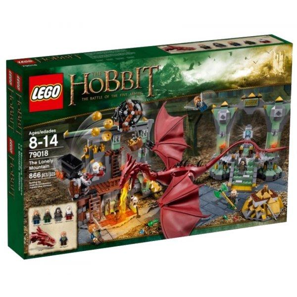 LEGO The Hobbit 79018 Одинокая гора