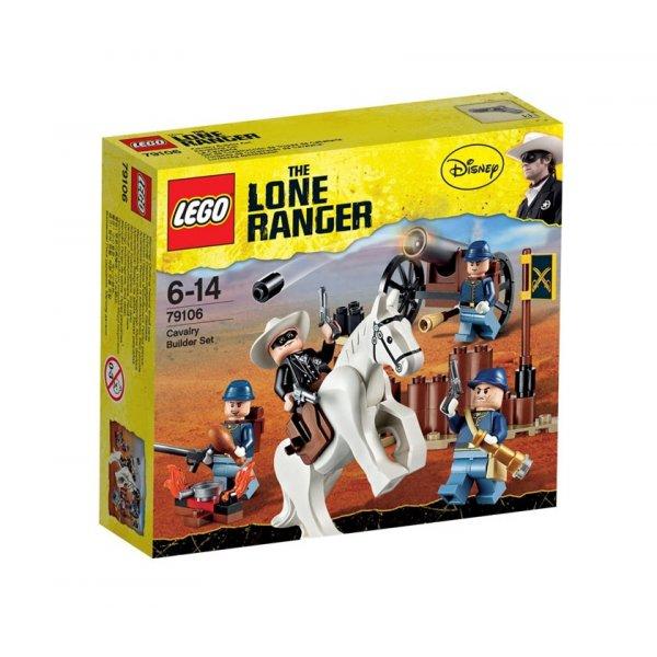 LEGO The Lone Ranger 79106 Набор кавалерии