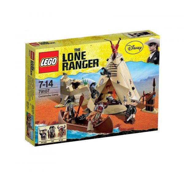 LEGO The Lone Ranger 79107 Лагерь команчи