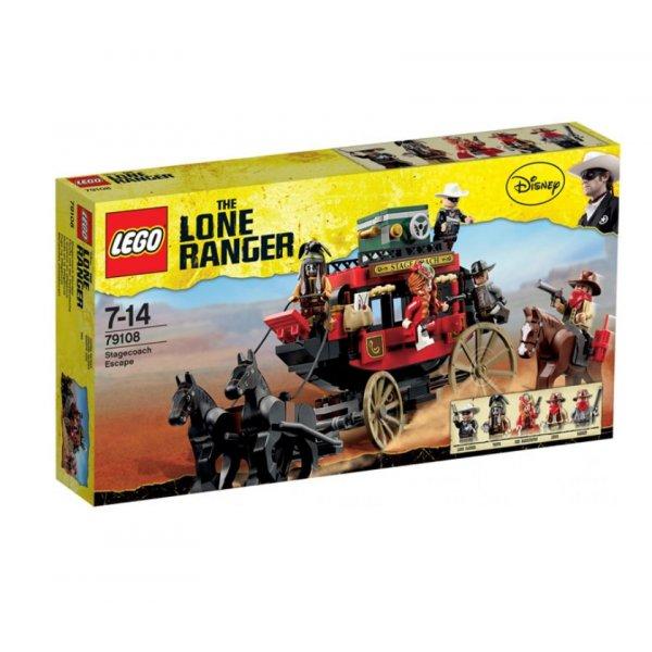 Набор Лего Побег на дилижансе