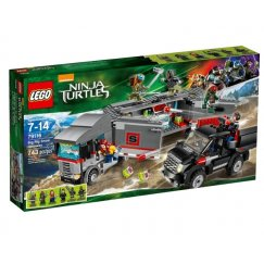 LEGO Teenage Mutant Ninja Turtles 79116 Большая снежная машина для побега