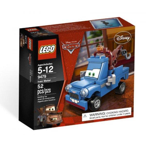 LEGO Эксклюзив 9479 Иван Мэтр